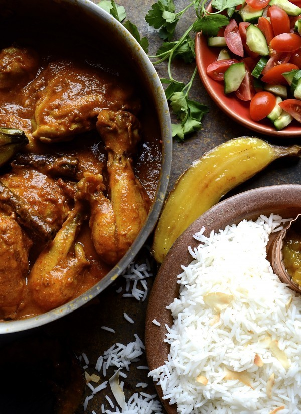 Cape Malay chicken curry | Bibbyskitchen recipes | local favourites