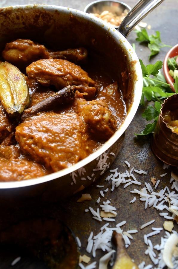 Cape Malay chicken curry | Bibbyskitchen recipes | local favourites