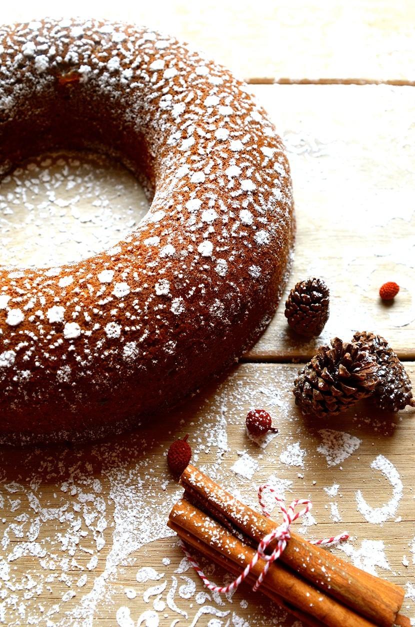 Gingerbread Bundt cake | Holiday baking | Bibbyskitchen recipes |