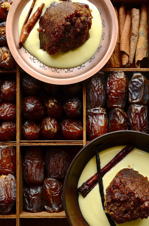 Spiced Cape Brandy pudding