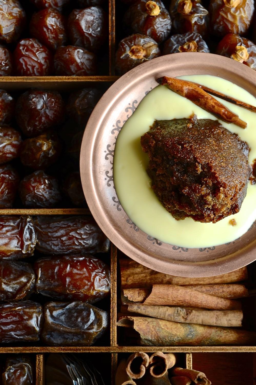 Spiced Cape Brandy Pudding aka Tipsy Tart | Bibbysktichen recipes