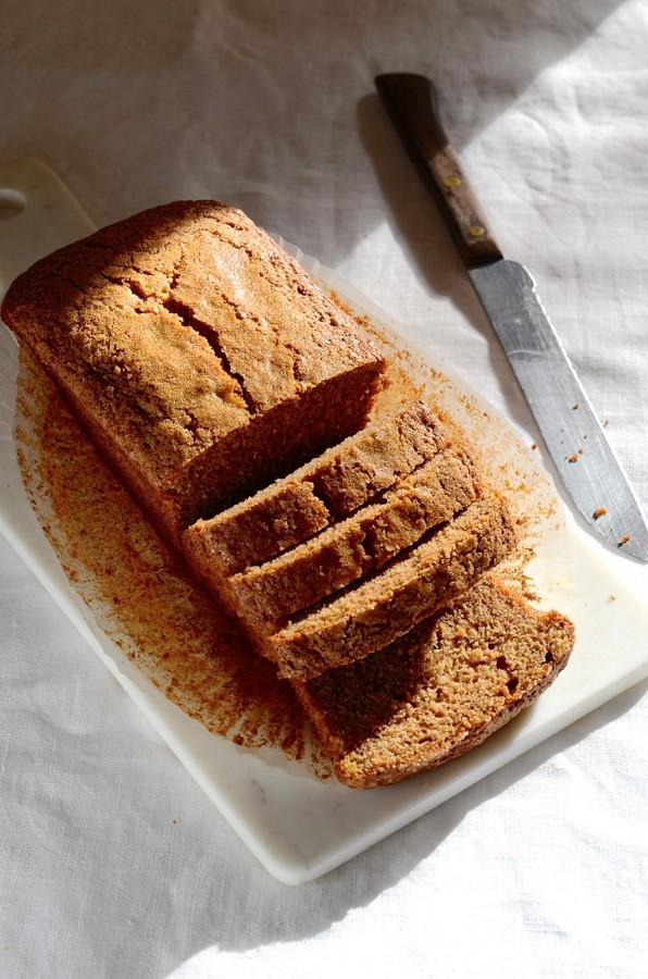 Sugar-crusted Brown Butter Banana Bread | South African food