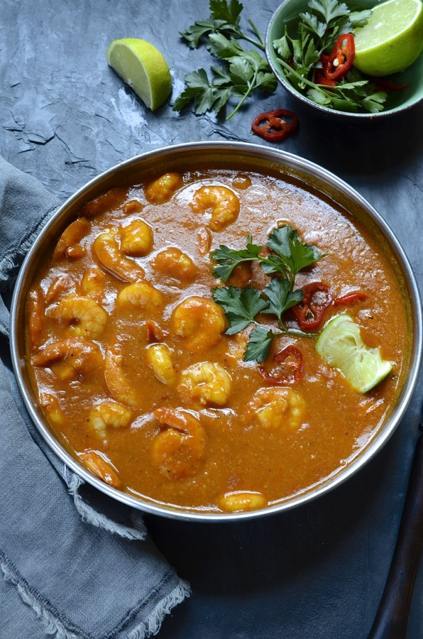 prawn and coconut cream curry bibby 39 s kitchen 36