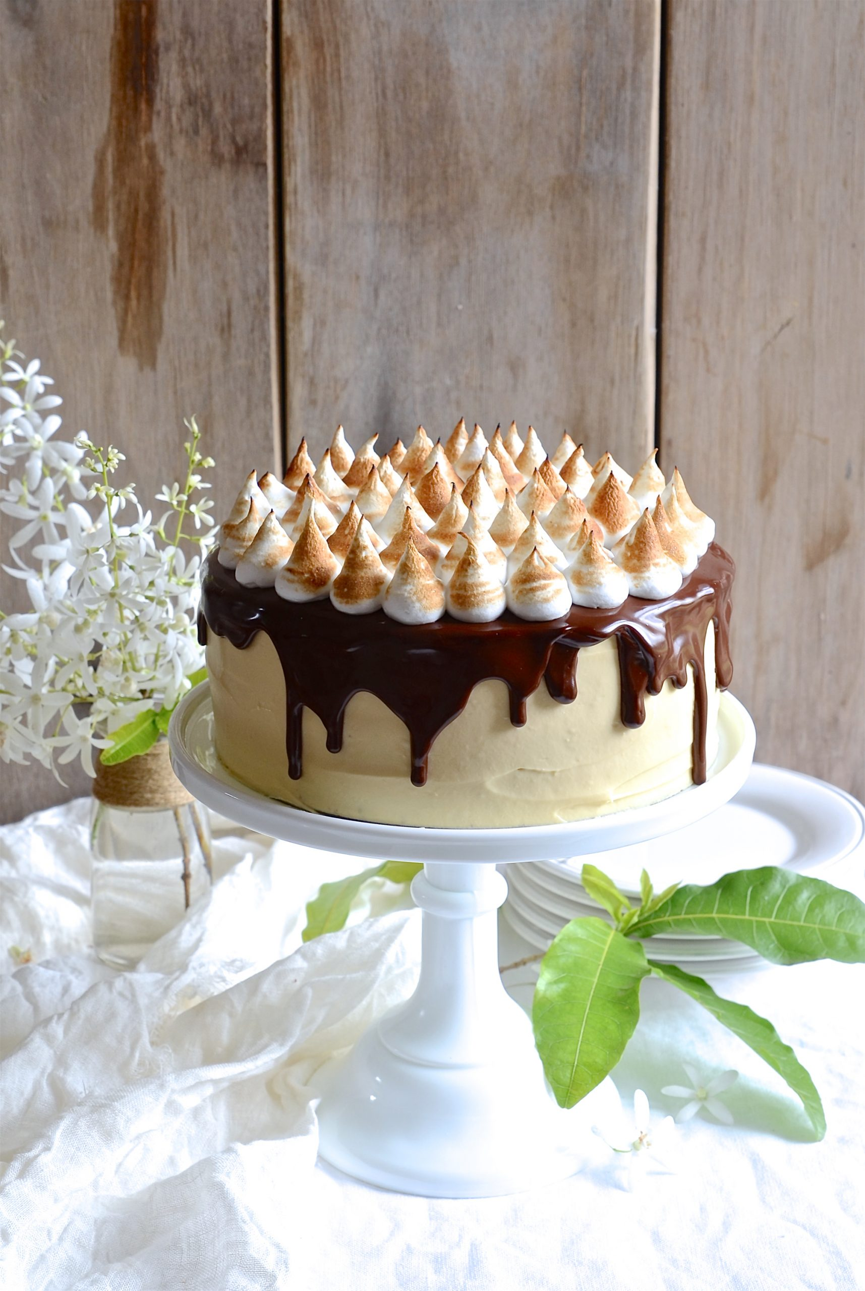 Posts Tagged S'mores cake | Bibby's Kitchen @ 36 | A food blog sharing recipes, stories and travel 1