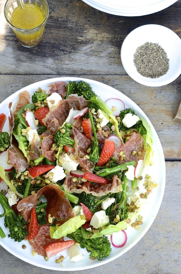 Prosciutto salad Tagged | Bibby's Kitchen @ 36 | A food blog sharing recipes, stories and travel