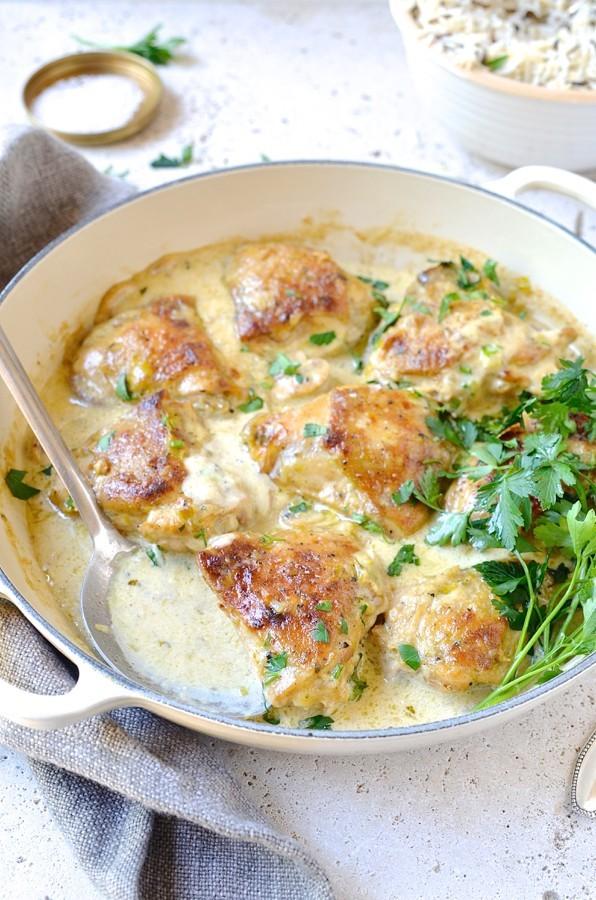 Chicken and leek casserole_4