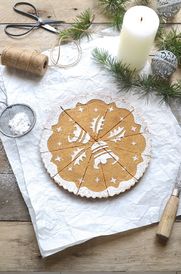 Ginger and oat shortbread_1