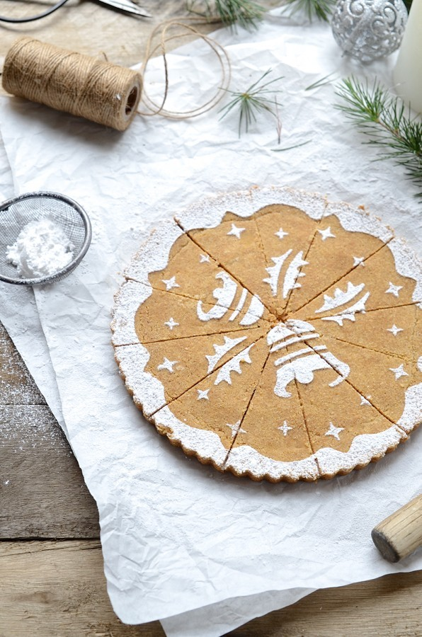 Ginger and oat shortbread_2