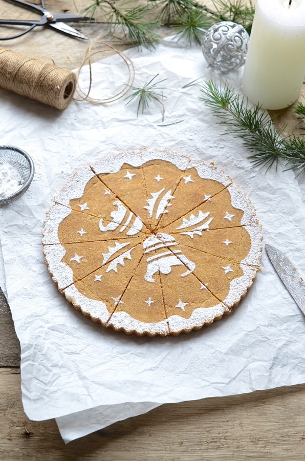 Ginger and oat shortbread_3