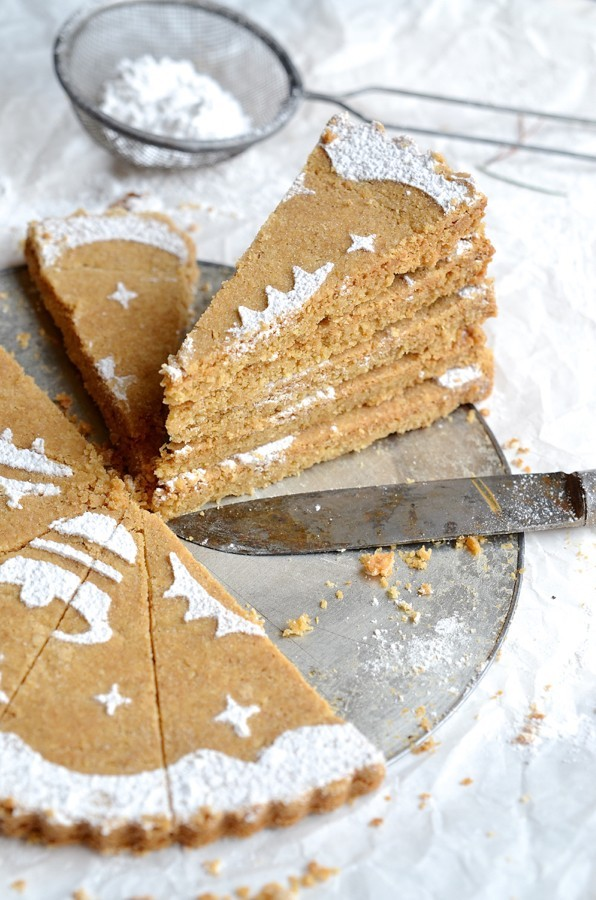 Ginger and oat shortbread_6