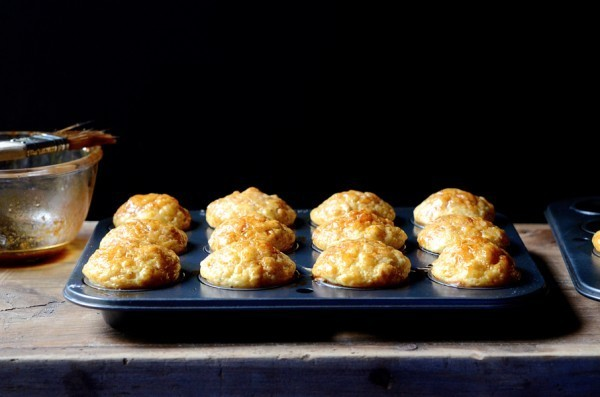 Marmite cheese scones|South African favourites