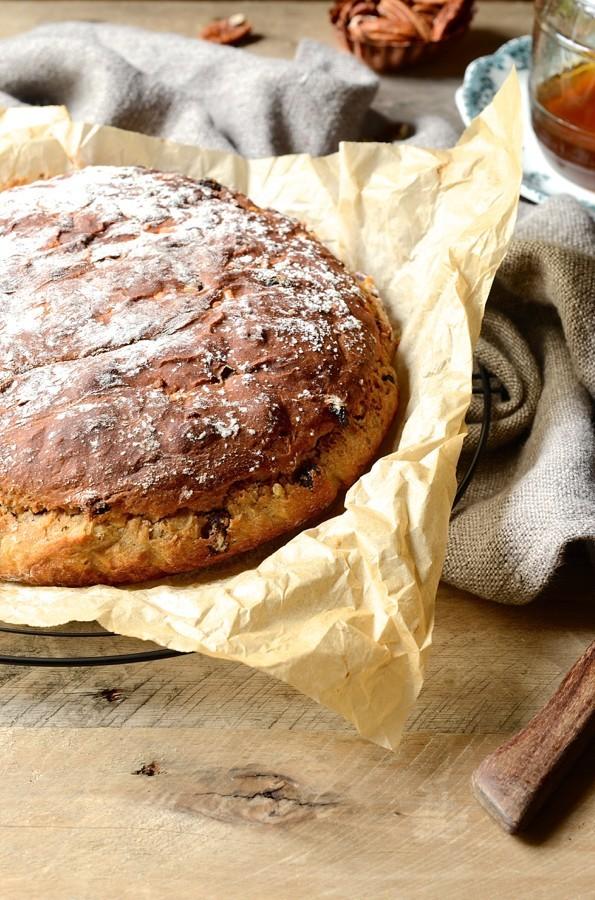 No prove hot cross bun bread|Matt Preston