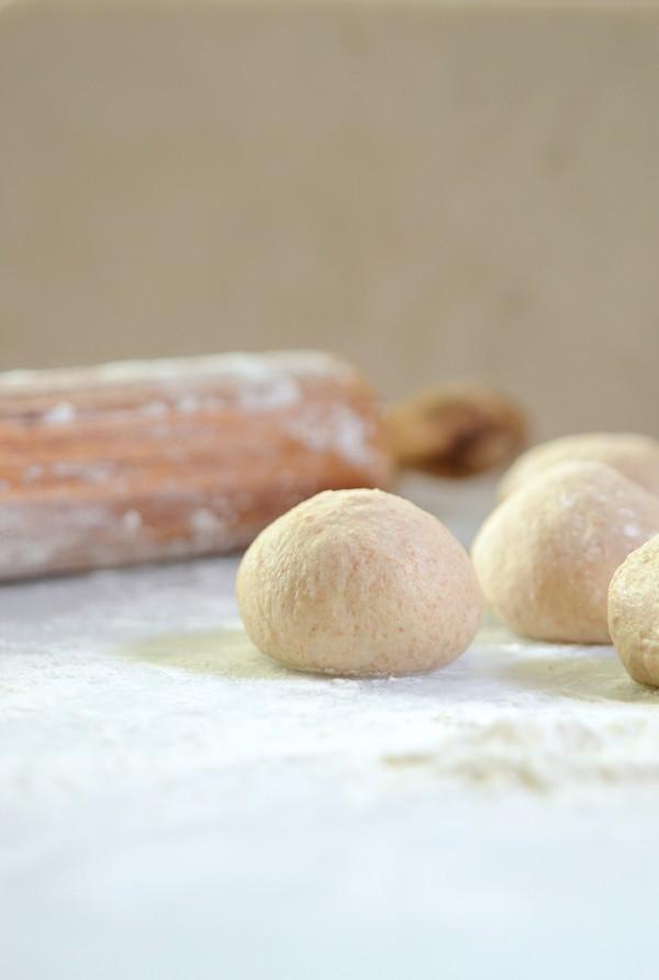 Easy yoghurt flatbreads   Middle Eastern bread recipes on Bibbyskitchen