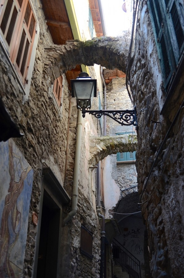 Adventures in food - Nice and Apricale