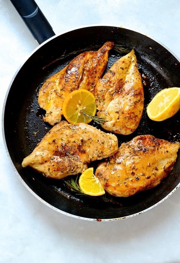 10-minute-pan-fried-greek-chicken-breasts|Joburg food blogger|easy chicken recipes| Healthy chicken recipes|