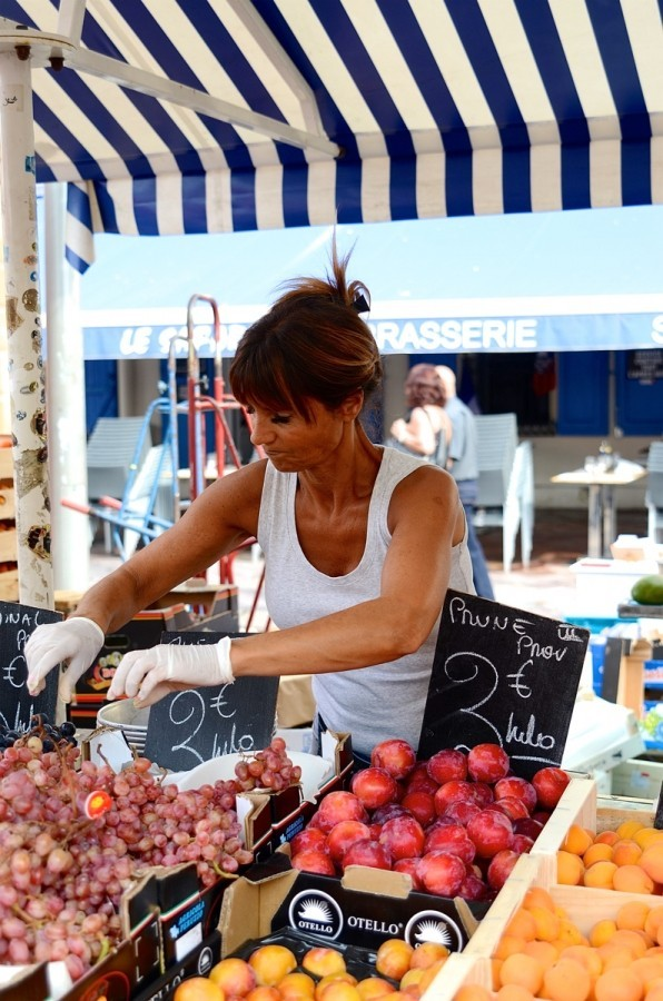 Adventures in food - Nice and Apricale | Bibbyskitchen travel blog