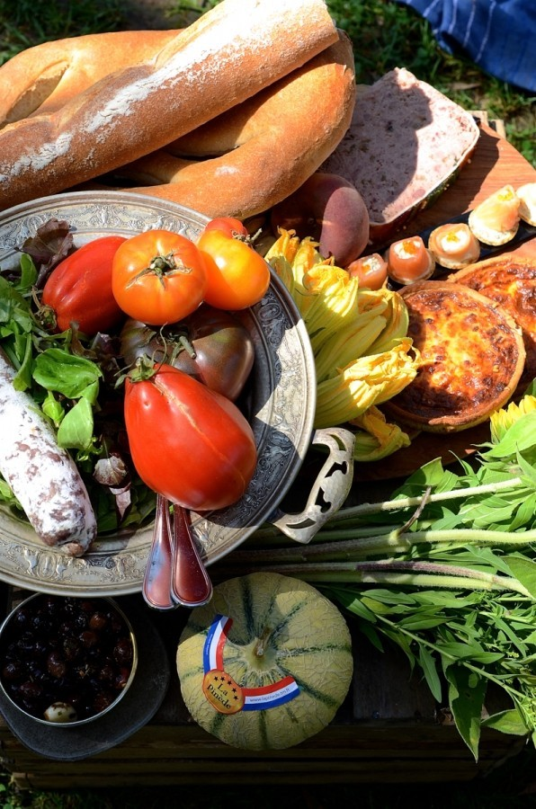 Adventures in food - Nice and Apricale JHB food blog picnic in Nice 