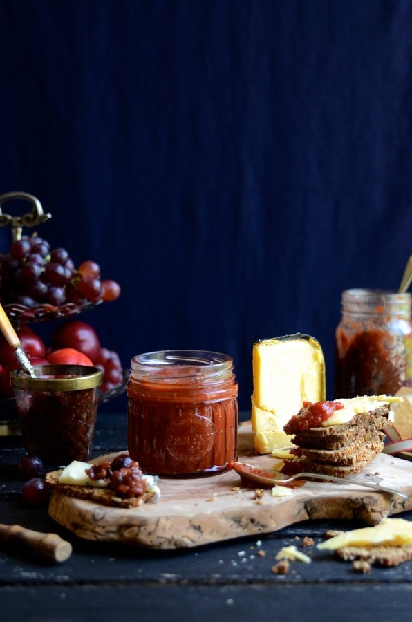 Sweet chilli tomato jam Tagged | Bibby's Kitchen @ 36 | Sharing Food, Life and Creativity