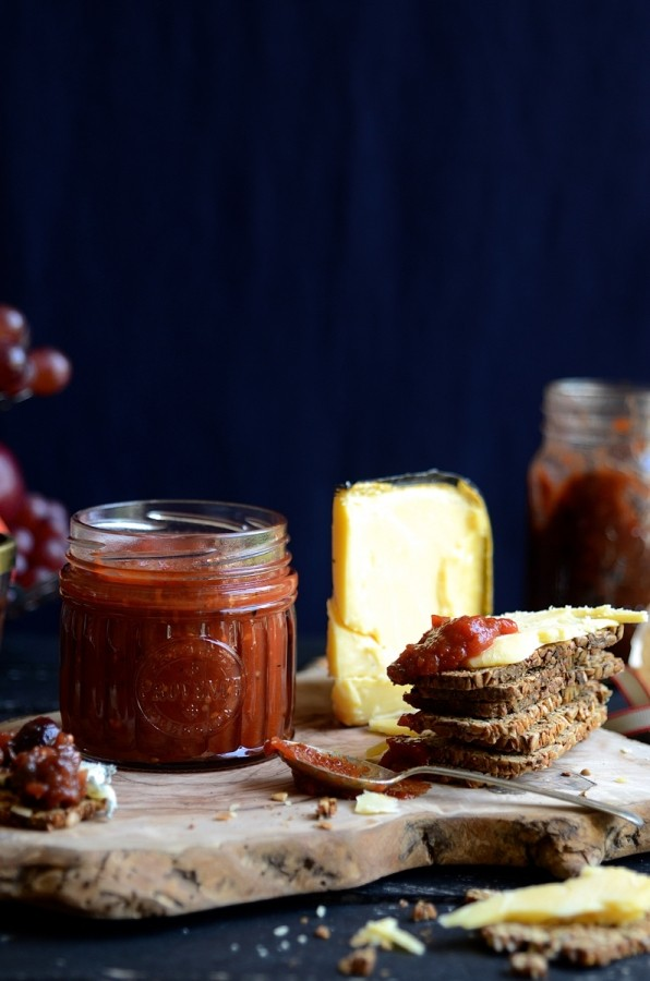 Sweet chilli tomato jam | Homemade Preserves and chutneys