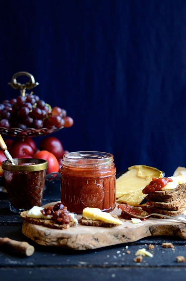 Sweet chilli tomato jam | Homemade Preserves and chutneys