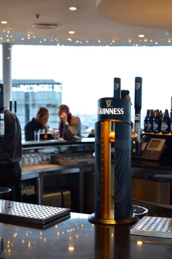 Ireland Guinness travel blog