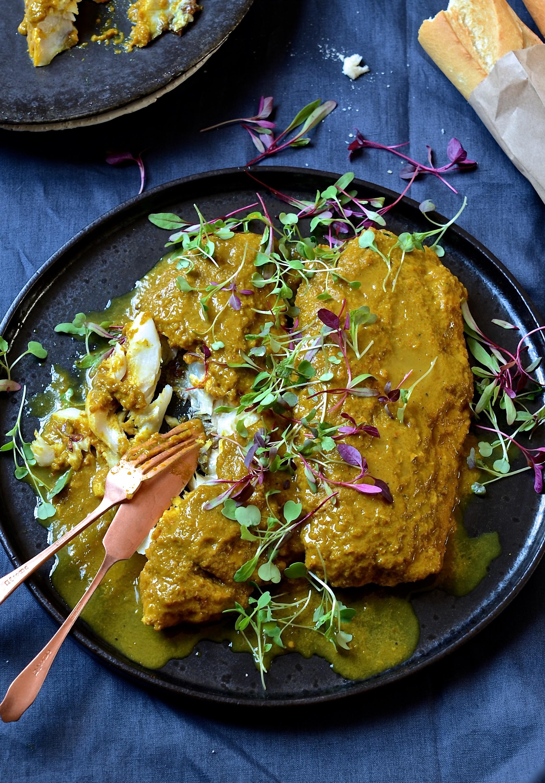 Traditonal South African pickled fish | Bibbyskitchen recipes