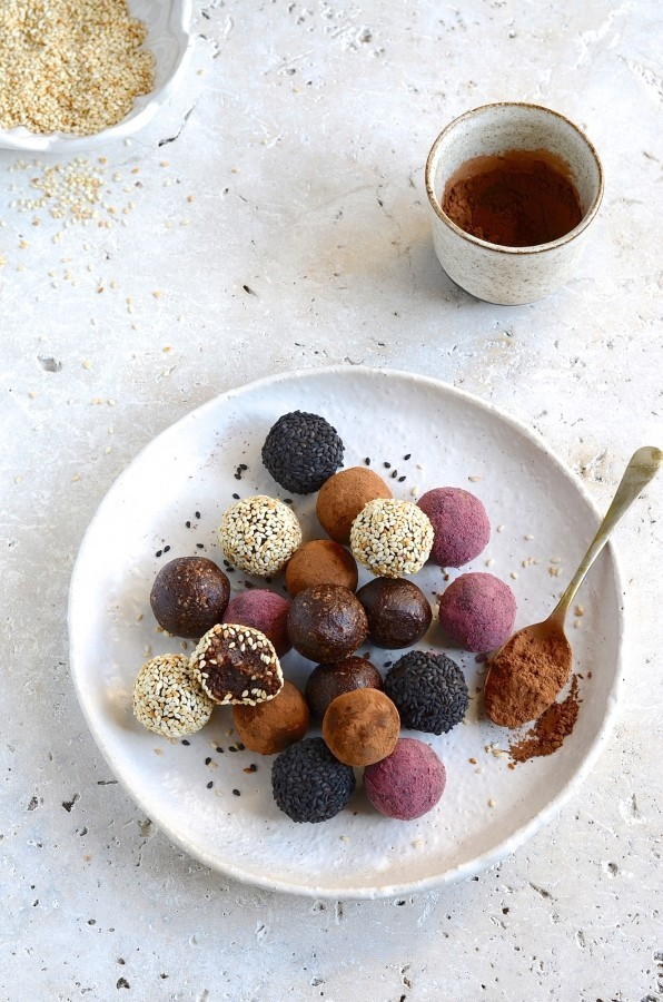 Tahini bliss balls Tagged | Bibby's Kitchen @ 36 | A food blog sharing recipes, stories and travel