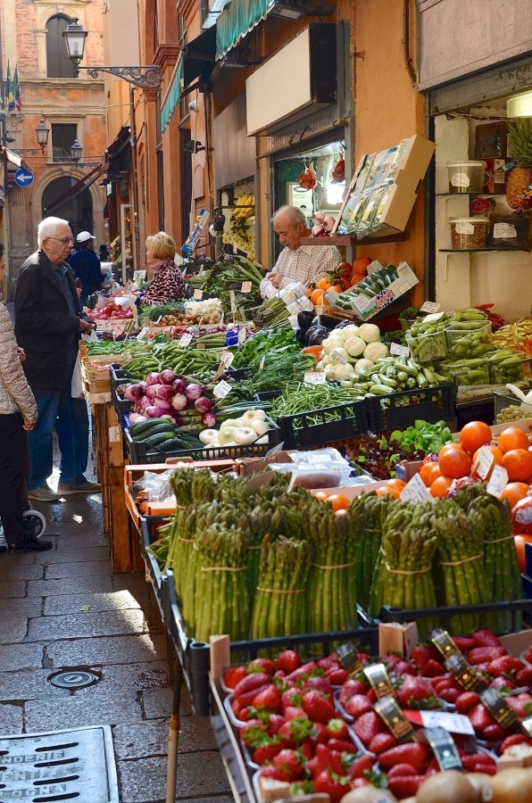 Adventures in food - Bologna