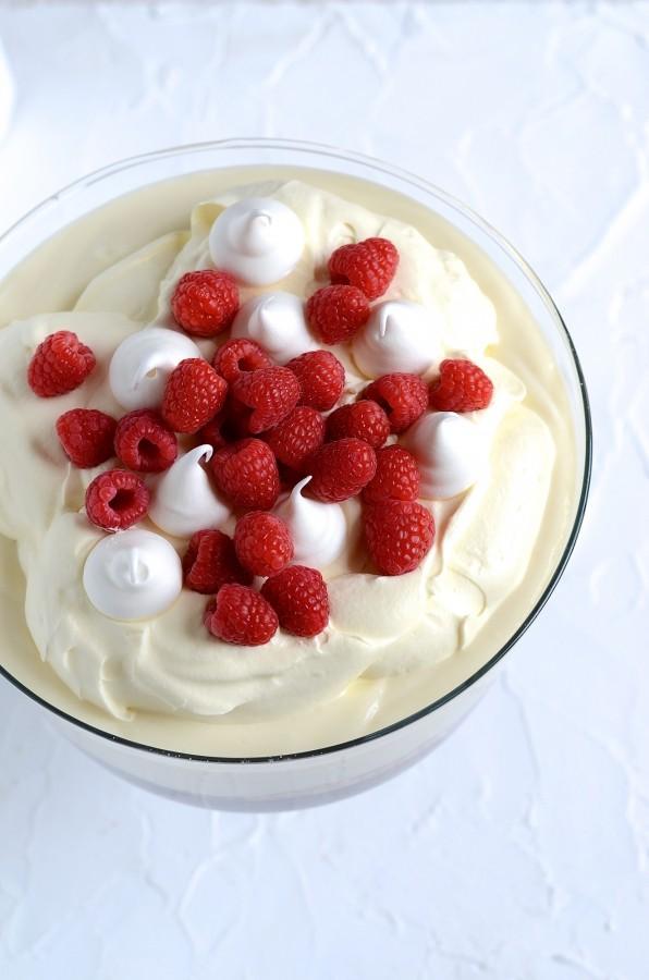 How to make a showstopper trifle   Bibbyskitchen dessert recipes
