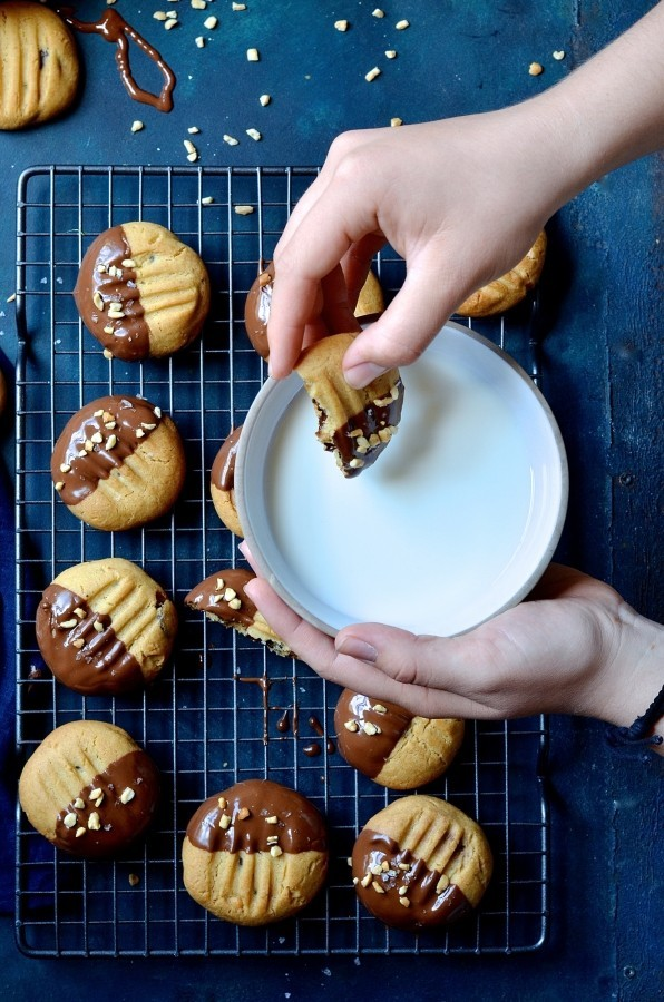 Nieman Marcus peanut butter cookies | Best peanut butter cookies ever