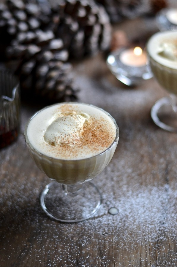 Honey and Rooibos Eggnog | South African favourites with a twist