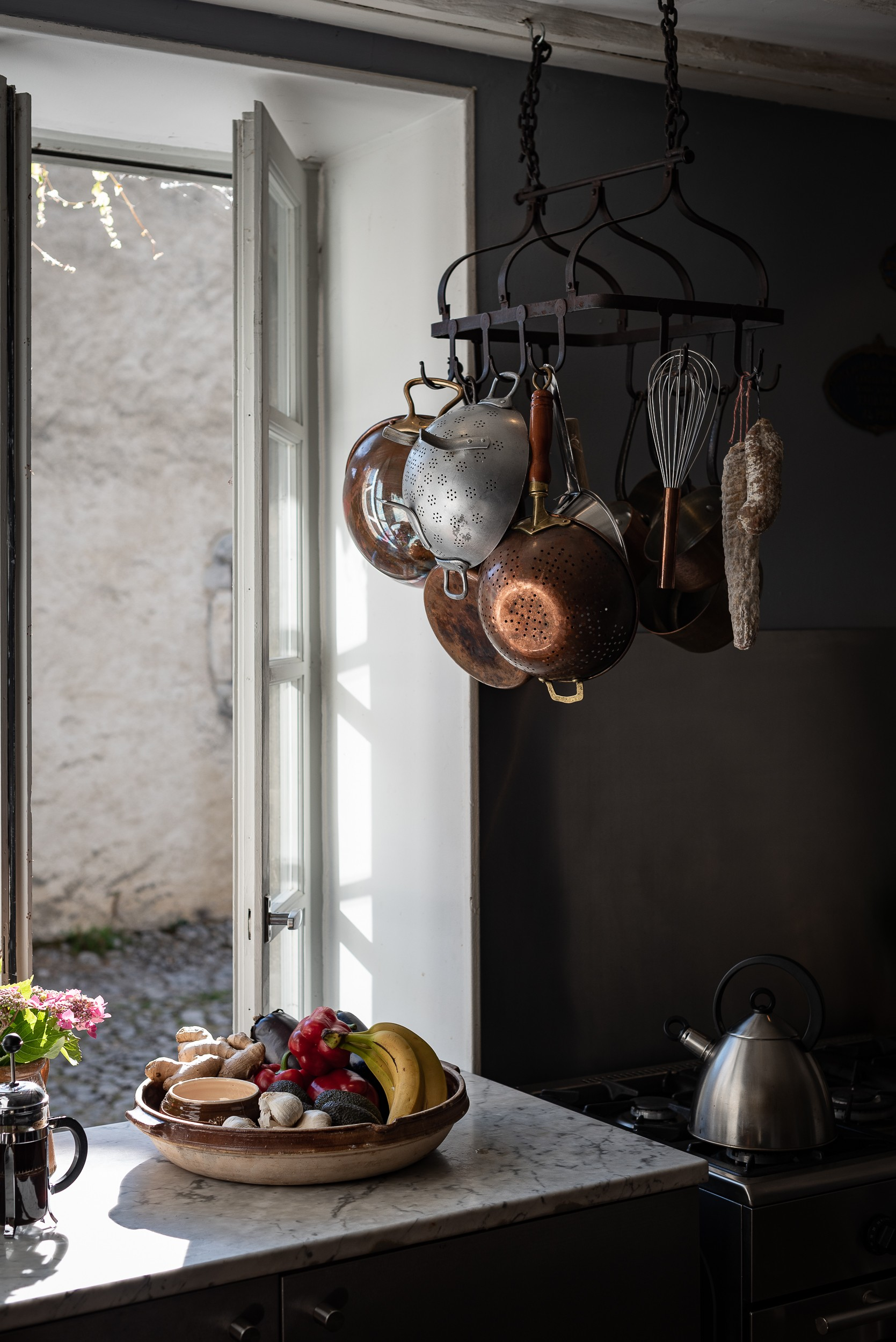Adventures in Food, Charroux cook's tour