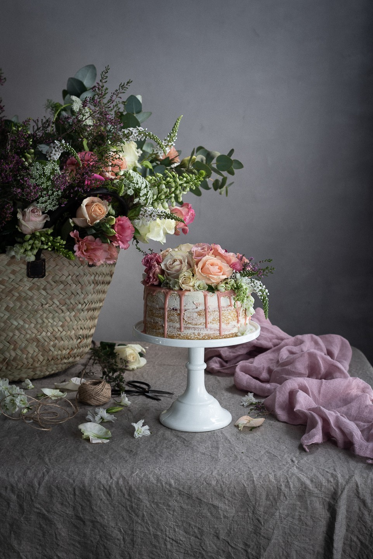 Milk and honey cake & The Cookbook