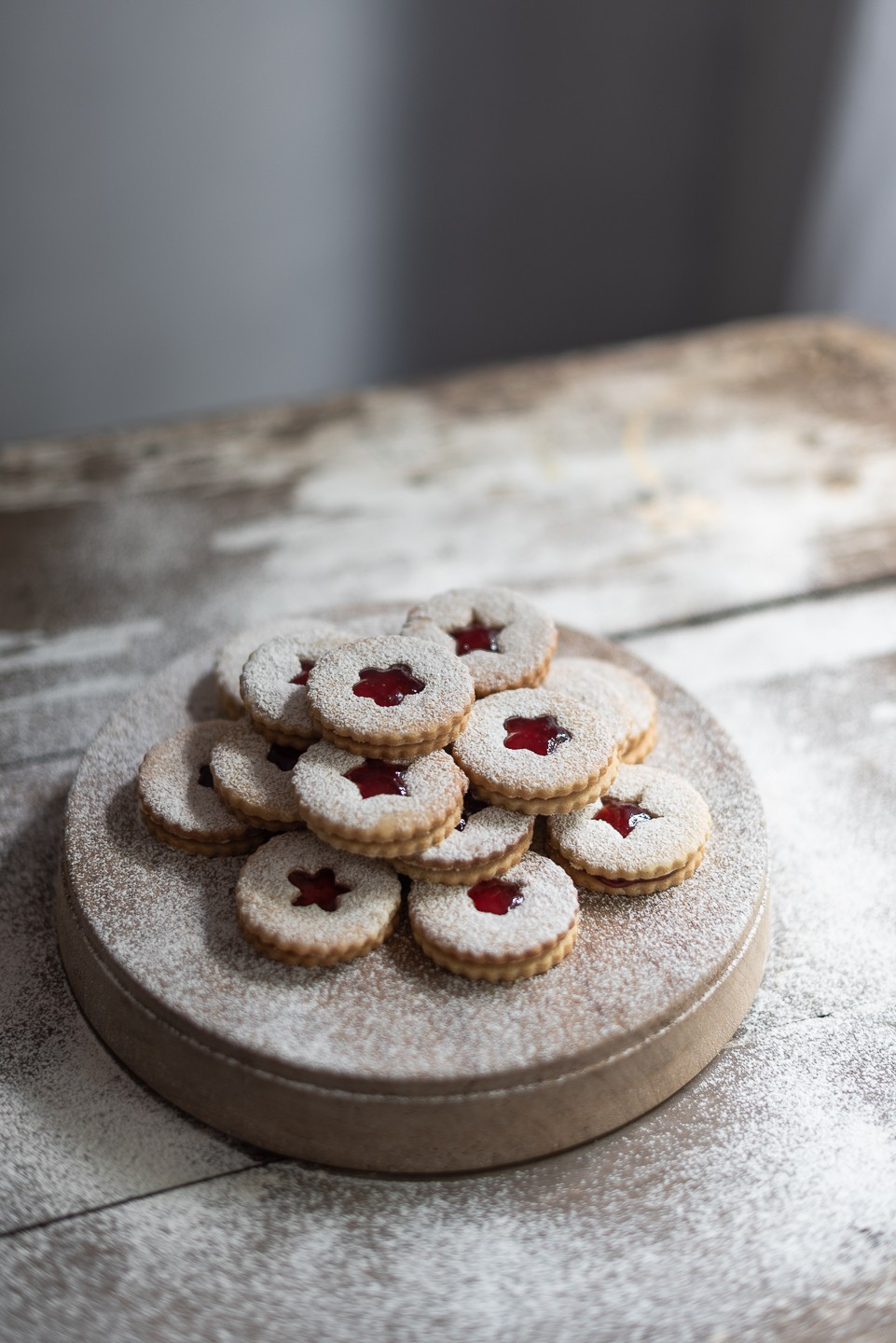 Linzer cookies Tagged | Bibby's Kitchen @ 36 | A food blog sharing recipes, stories and travel
