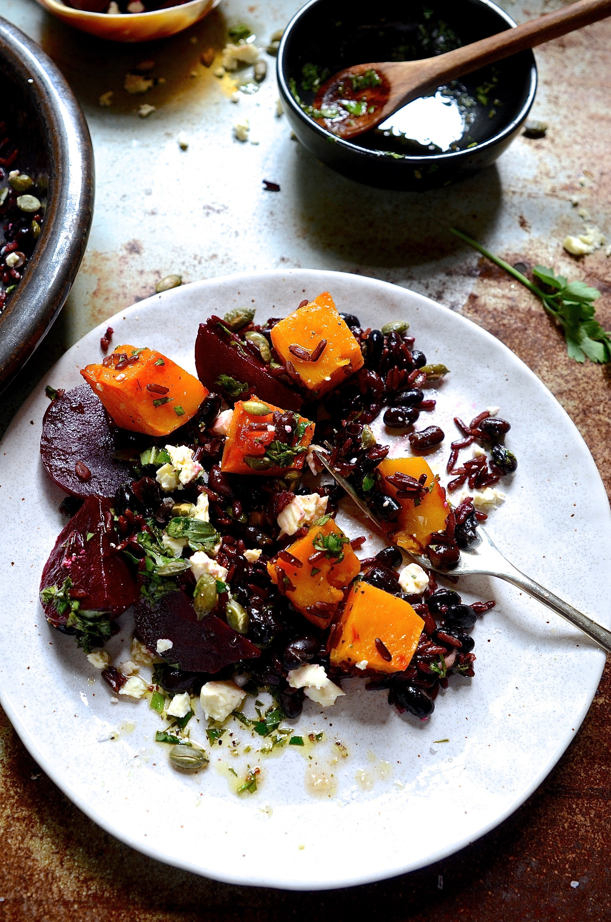 Black rice Tagged | Bibby's Kitchen @ 36 | A food blog sharing recipes, stories and travel