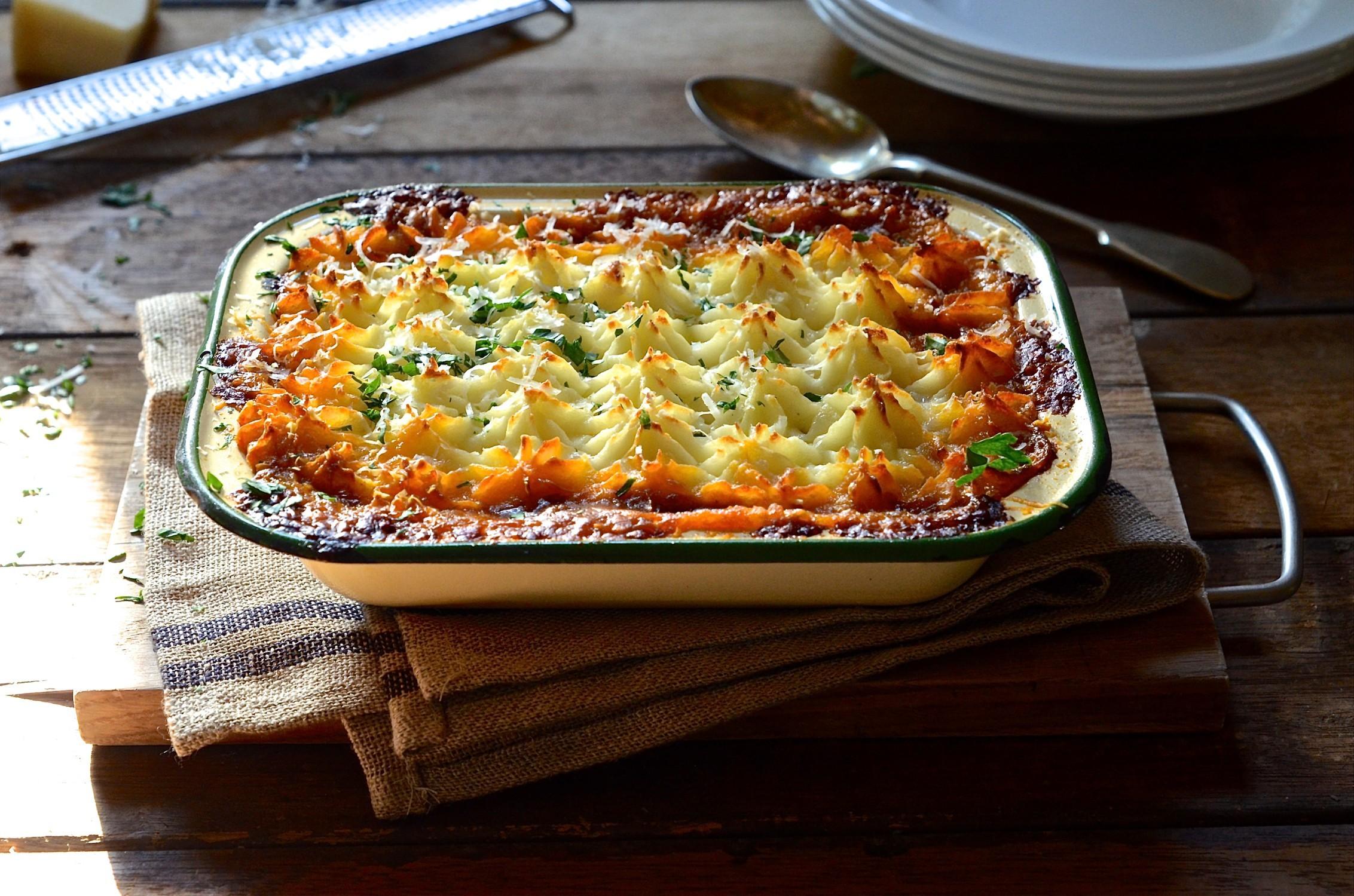 Bibby's Shepherd's pie   How to make the best Shepherd's pie