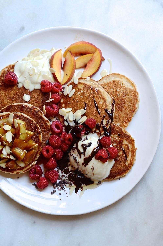 Shrove Tuesday Pancake Collection | Bibbyskitchen recipes