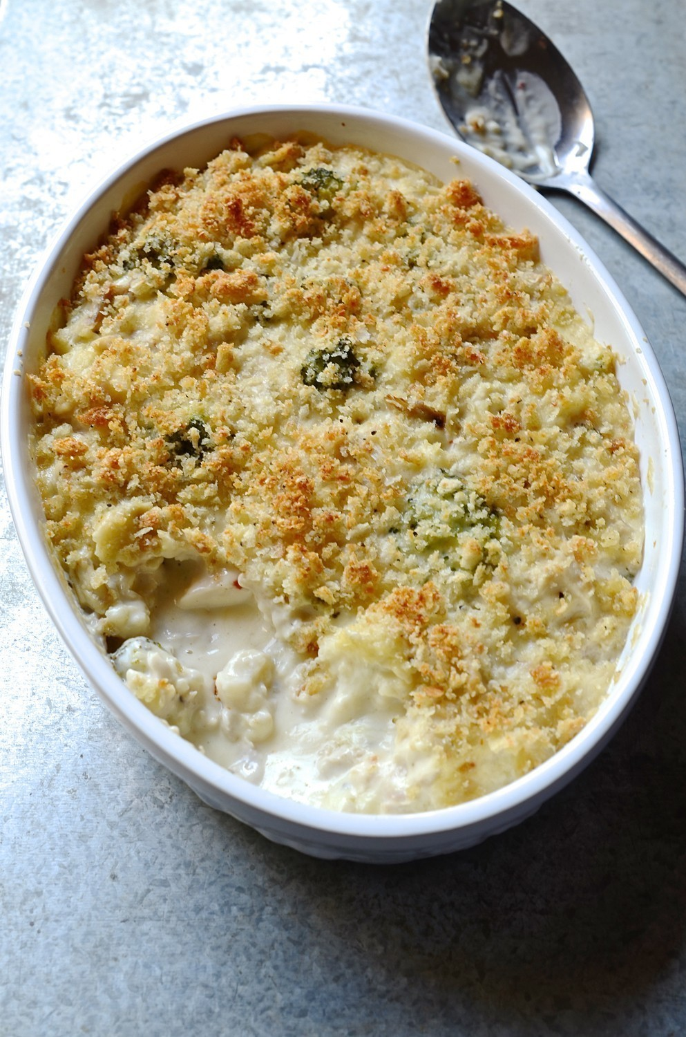 Broccoli chicken casserole | Bibbyskitchen recipes