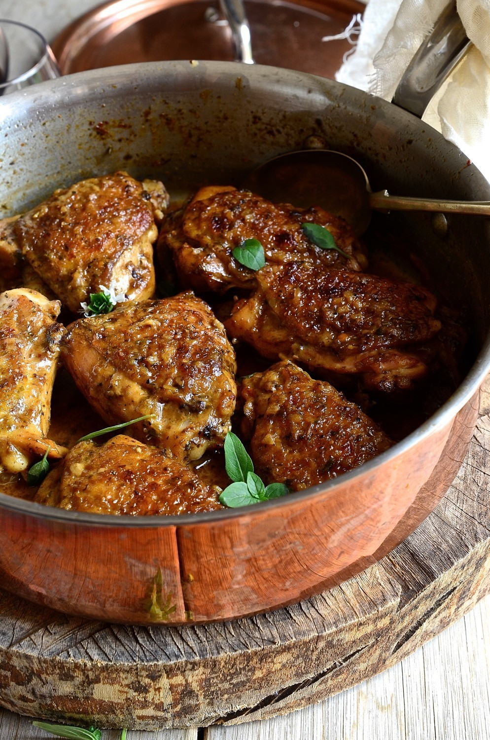 Ten chicken recipes for staying in | Bibbyskitchen recipes