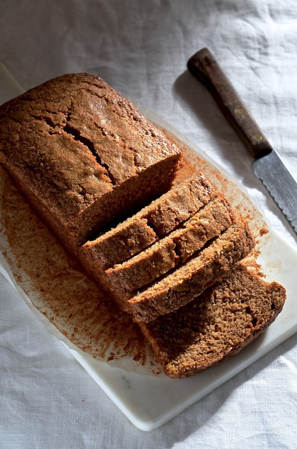 Brown Butter Banana Bread | Bibbyskitchen recipes | Best banana bread