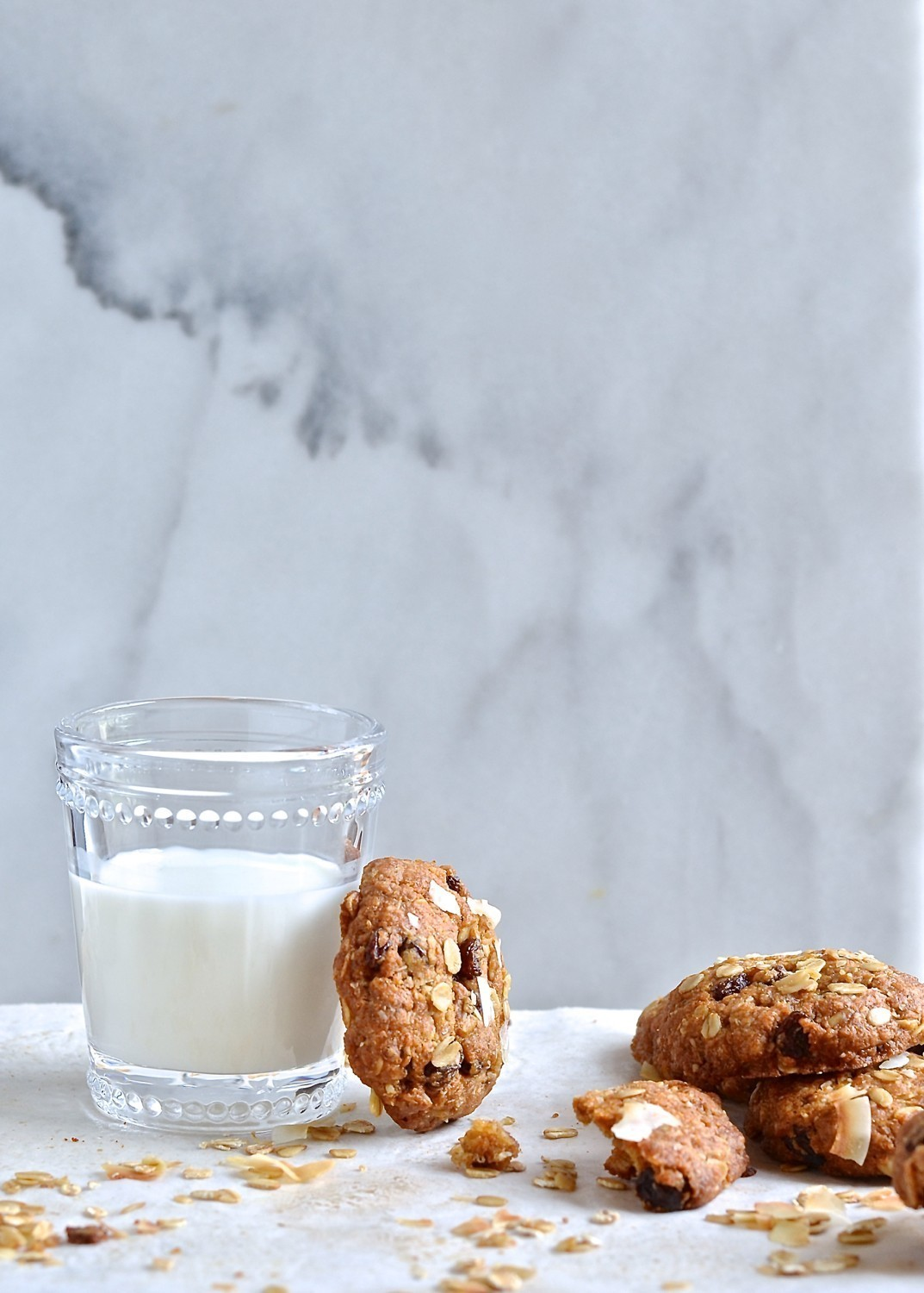Anzac cookies by Ottolenghi