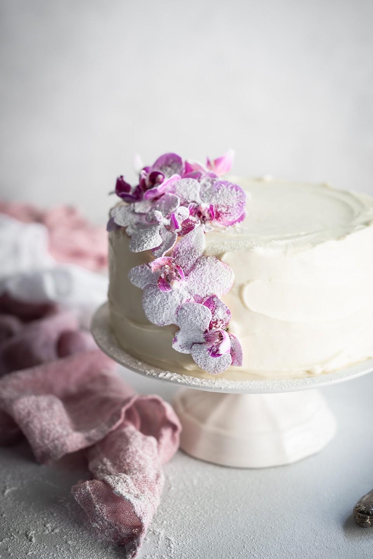 Classic Carrot Cake | Bibbyskitchen recipes | Cake Friday