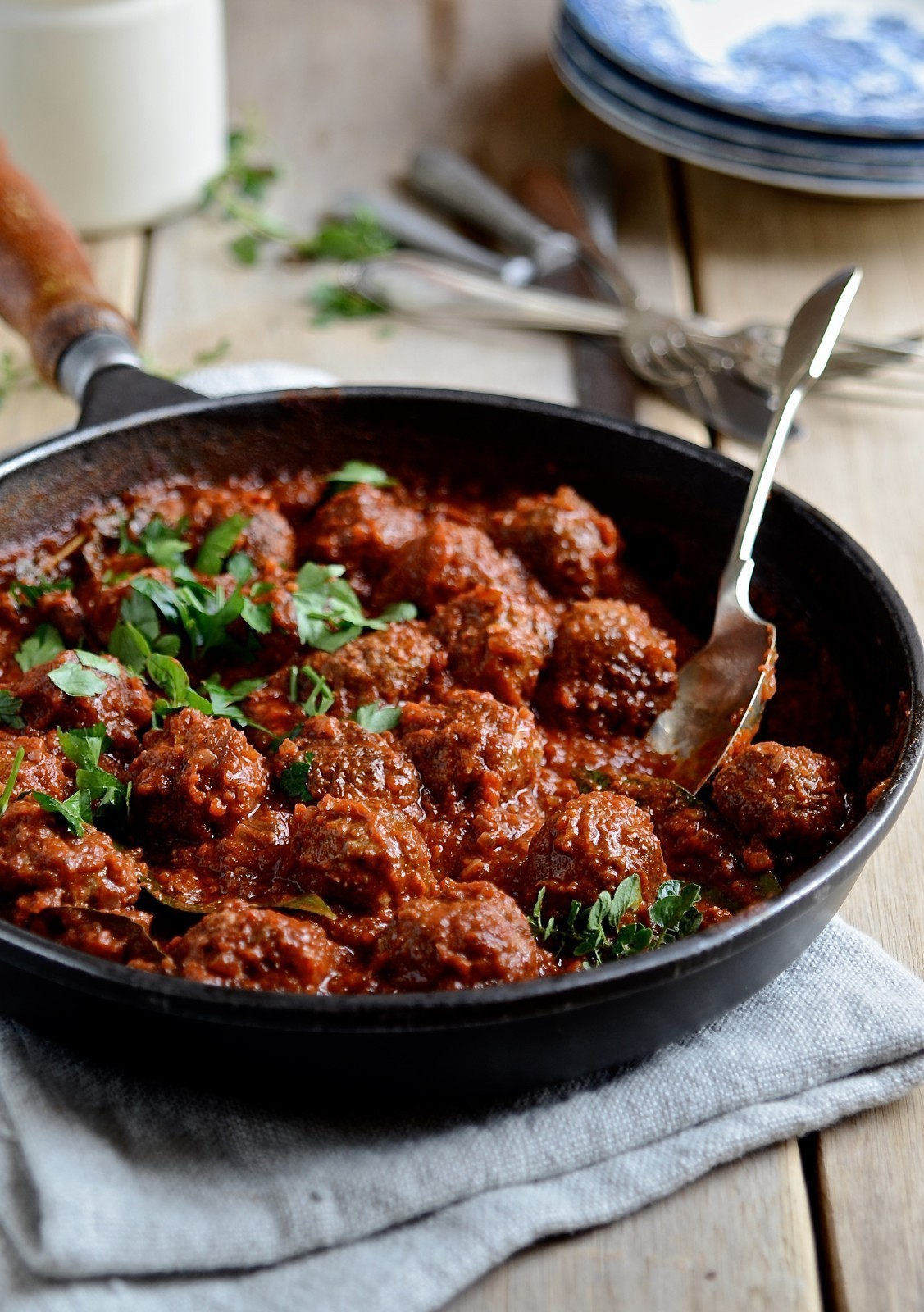 Posts Tagged Best Spanish meatball recipe | Bibby's Kitchen @ 36 | A food blog sharing recipes, stories and travel 1