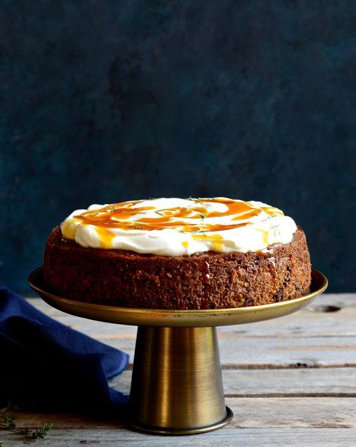 Best Healthy Carrot Cake