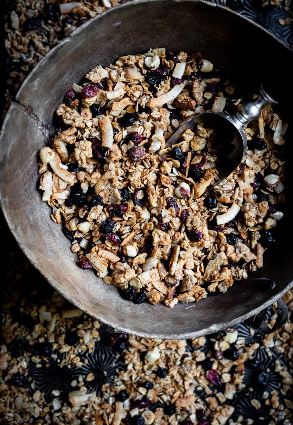 Everyday Honey and nut Granola
