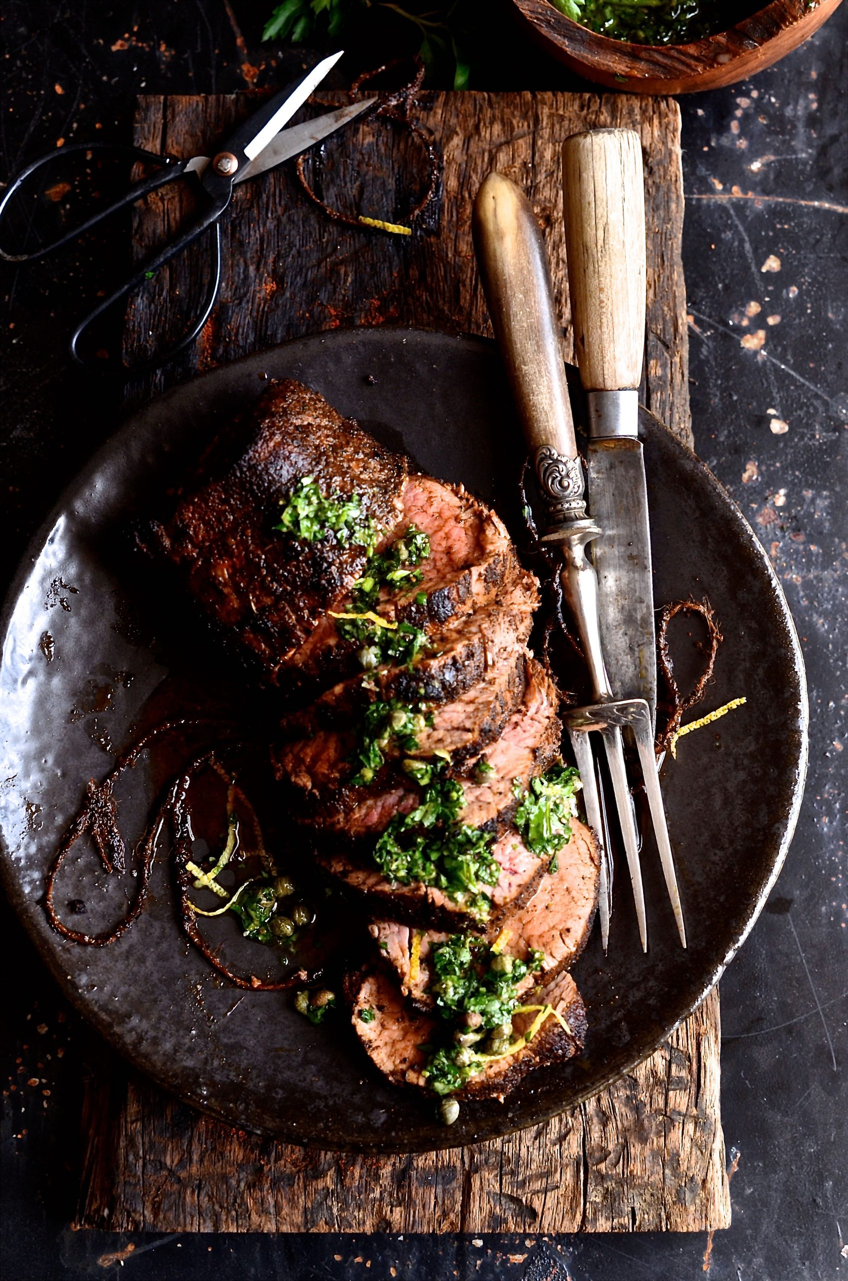 Perfect Roast Beef Fillet
