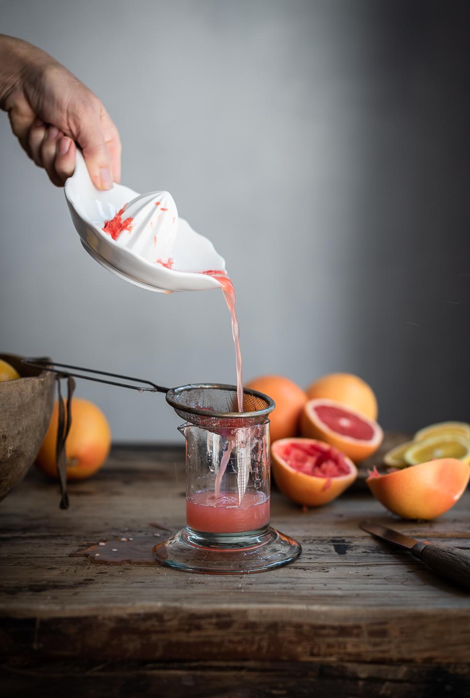 Ruby Grapefruit Curd Recipe